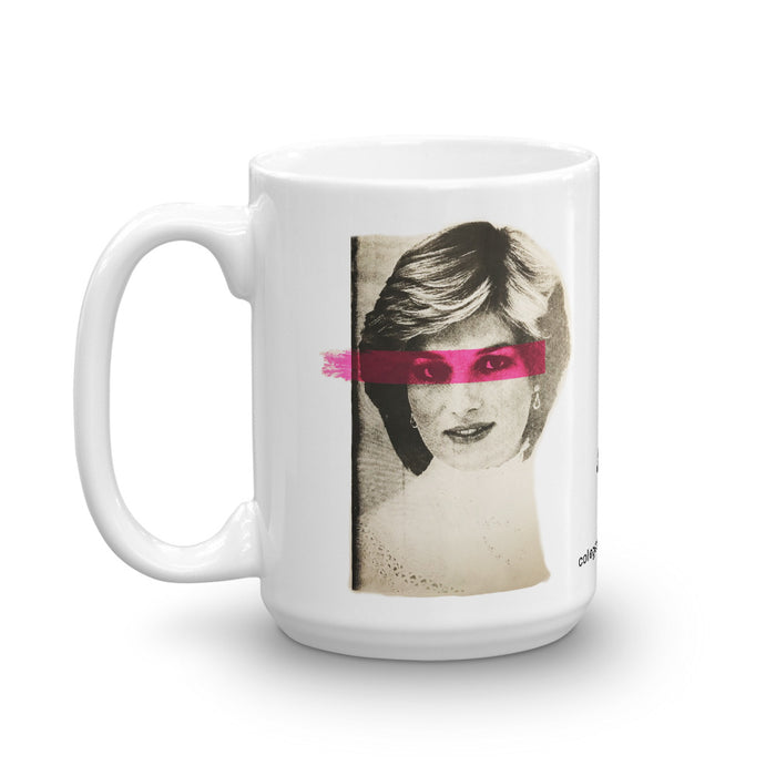 """Princess"" Mug - College Collections Art"
