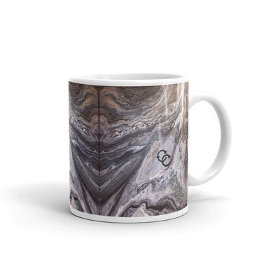 """A Rocky Road"" Mug - College Collections Art"