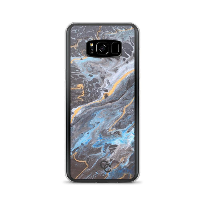"""Lagoon"" Phone Case - College Collections Art"
