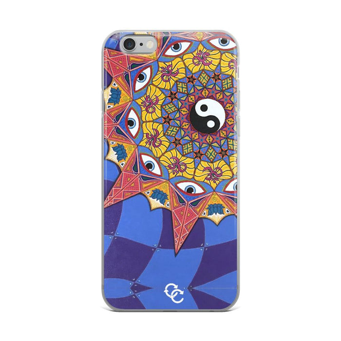 """Polarity"" Phone Case - College Collections Art"