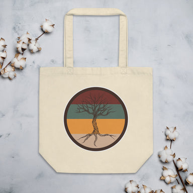 """Leafless"" Eco Tote Bag - College Collections Art"