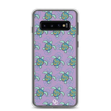 """Turtle Moon"" Phone Case - College Collections Art"