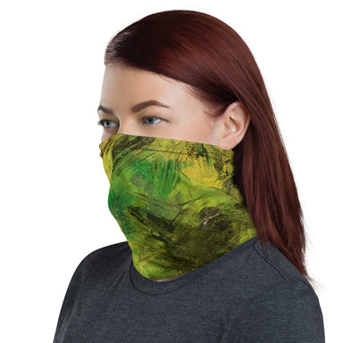 """Cadmium"" Neck Gaiter - College Collections Art"