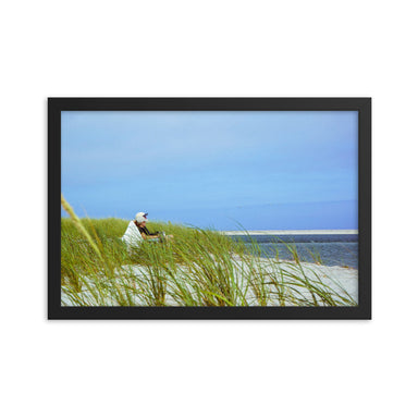 """Observers"" Framed Print - College Collections Art"