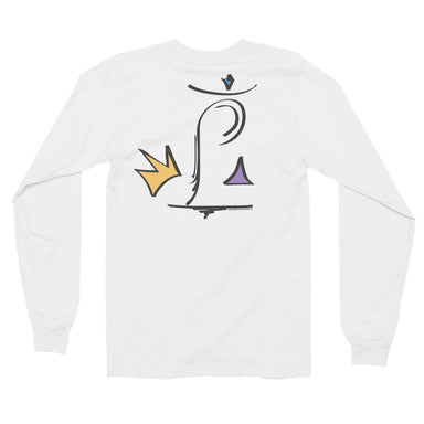King P Long Sleeve - College Collections Art
