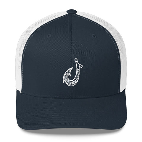 Tribal Hook Trucker Hat
