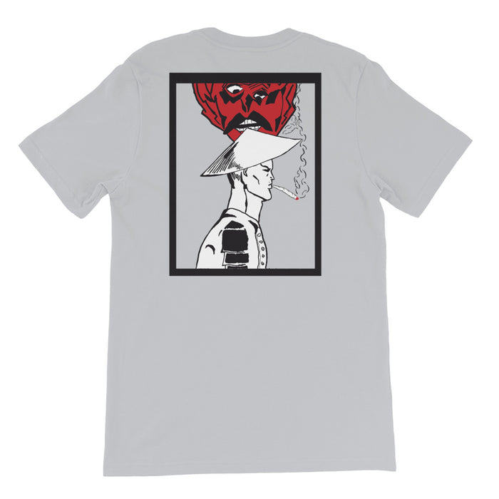 The Smokin Devil Tee - College Collections Art