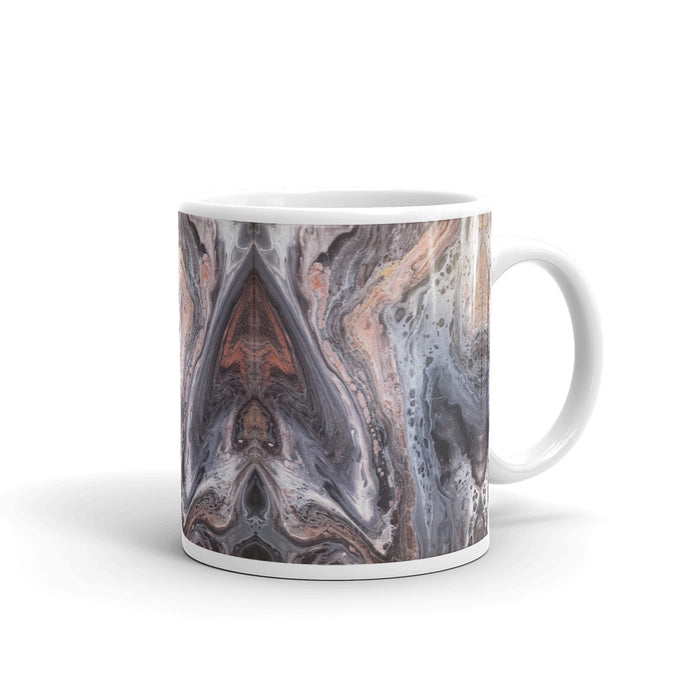 """Silk River (3/3)"" Mug - College Collections Art"