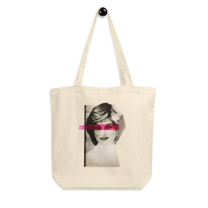 """Princess"" Eco Tote Bag - College Collections Art"