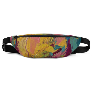 """It Wasn't Always Given"" Fanny Pack - College Collections Art"