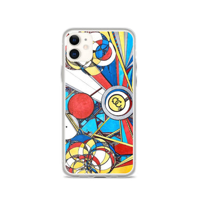 """Geo Therapy Three"" Phone Case - College Collections Art"