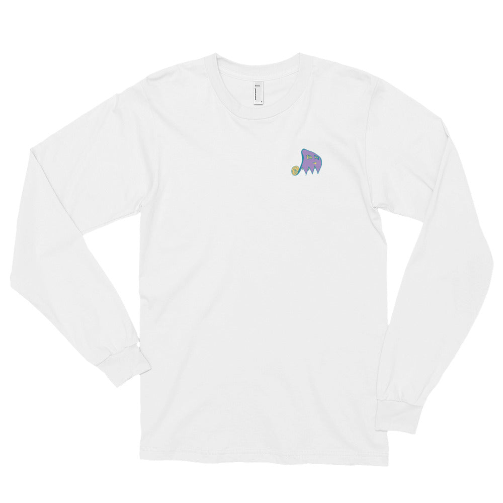 Ghostly King P Long sleeve t-shirt
