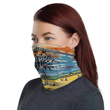 """Tree"" Neck Gaiter - College Collections Art"