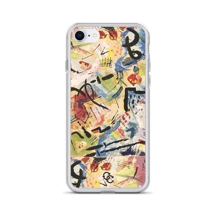 """Warhol"" Phone Case - College Collections Art"