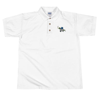 """Hoser Nation"" Embroidered Polo Shirt"