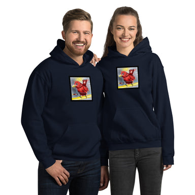 """Picks - 009"" Unisex Hoodie - College Collections Art"