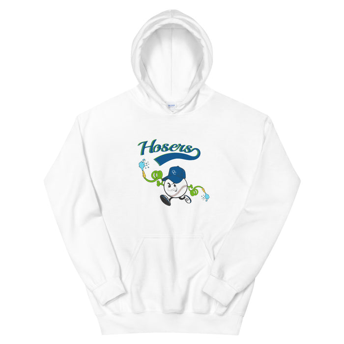 """Hoser Nation"" Unisex Hoodie - College Collections Art"