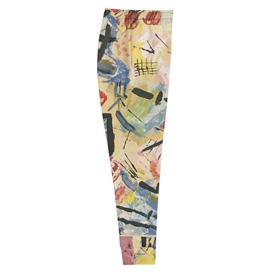 """Warhol Recreation"" Joggers - College Collections Art"