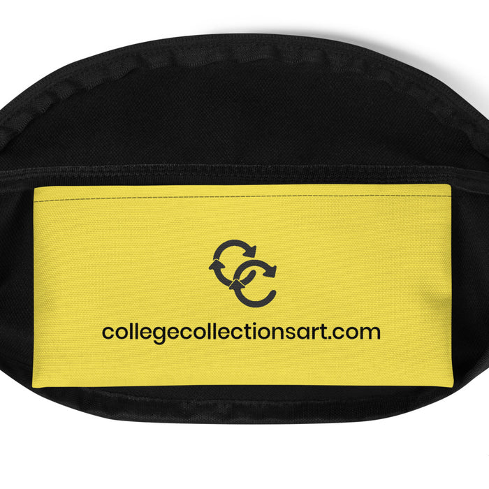 """Individuality"" Fanny Pack - College Collections Art"