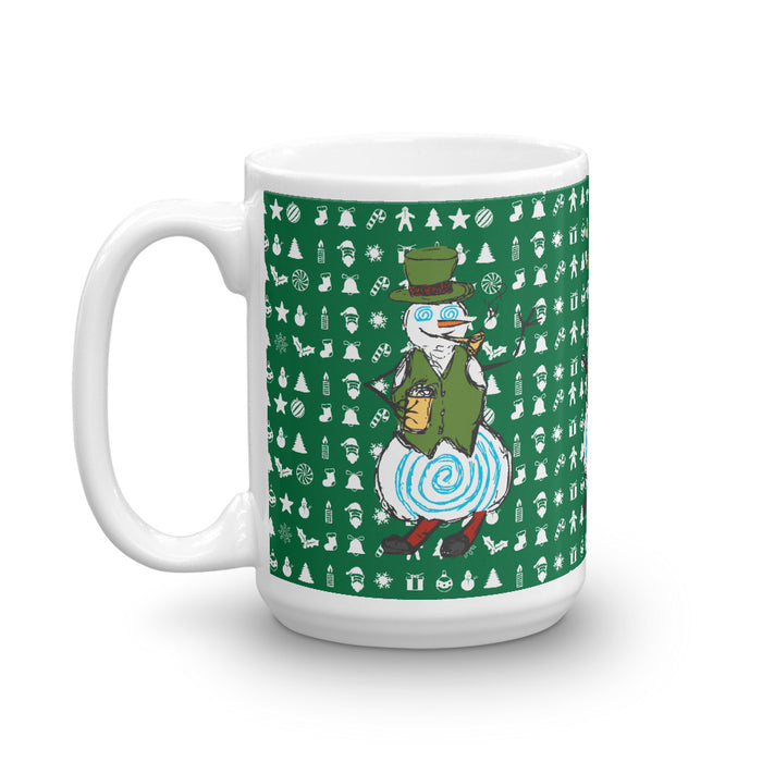 Holiday Mug - College Collections Art