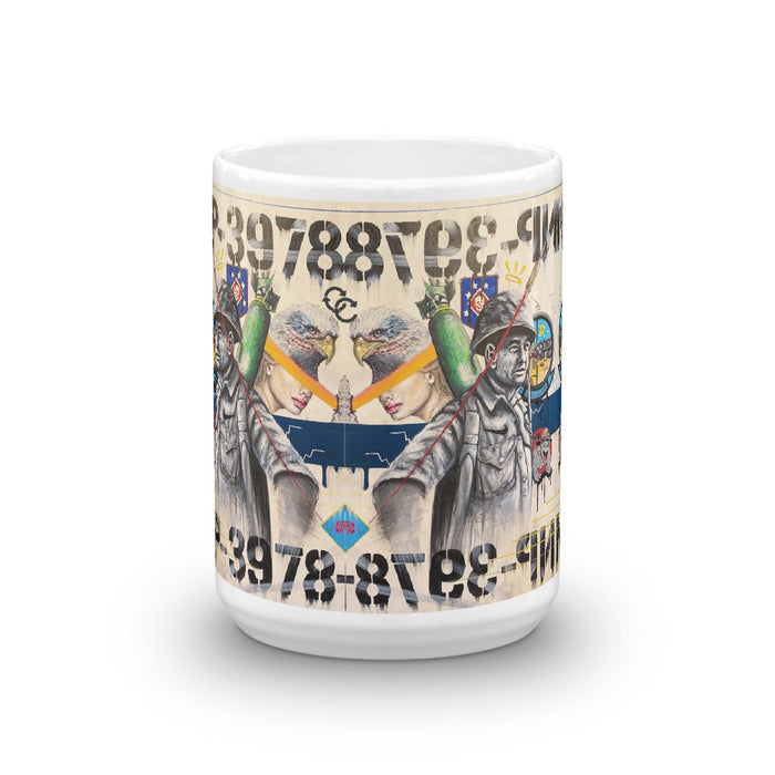 """Picks - 001"" Mug - College Collections Art"