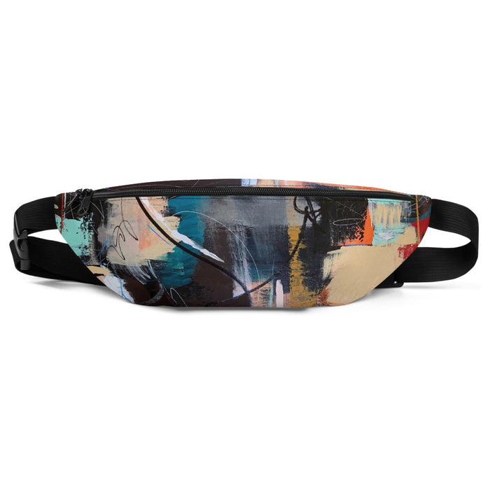 """Loosin it"" Fanny Pack - College Collections Art"
