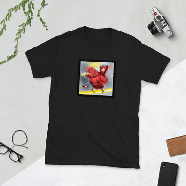Short-Sleeve Unisex T-Shirt - College Collections Art