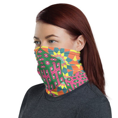 """Mentalism"" Neck Gaiter - College Collections Art"