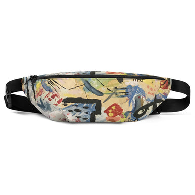 """Warhol Inspired"" Fanny Pack - College Collections Art"
