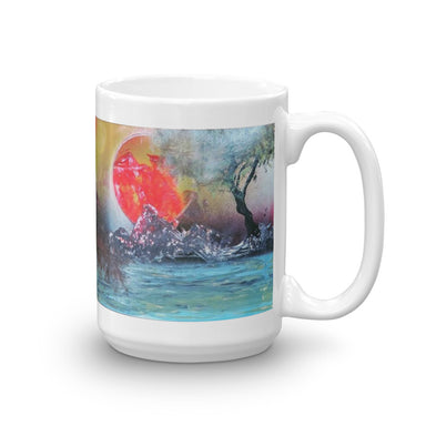 """Zen"" Mug - College Collections Art"