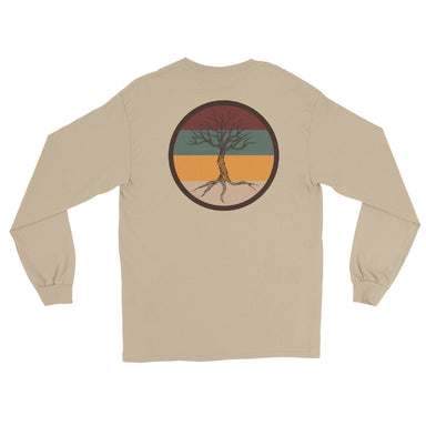 """Leafless"" Long Sleeve T-Shirt - College Collections Art"