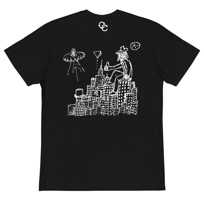 City Slicker Tee - College Collections Art