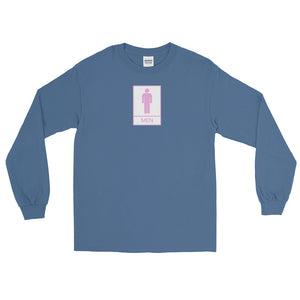 """Men"" Long Sleeve T-Shirt"