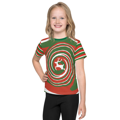 Holiday Kids T-Shirt - College Collections Art