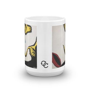 """Crying"" Mug - College Collections Art"