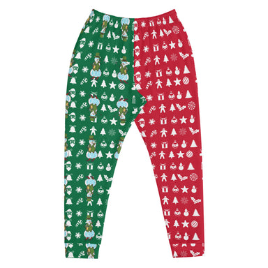 Holiday Men's Joggers - College Collections Art