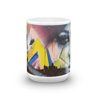 """Picks - 008"" Mug - College Collections Art"