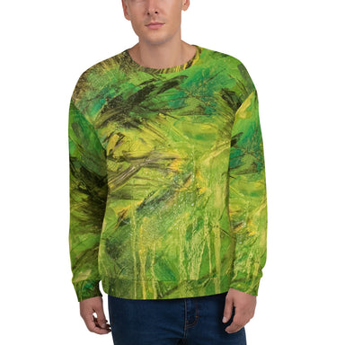 """Cadmium"" Unisex Sweatshirt - College Collections Art"