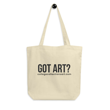 """Got Art"" Eco Tote Bag"