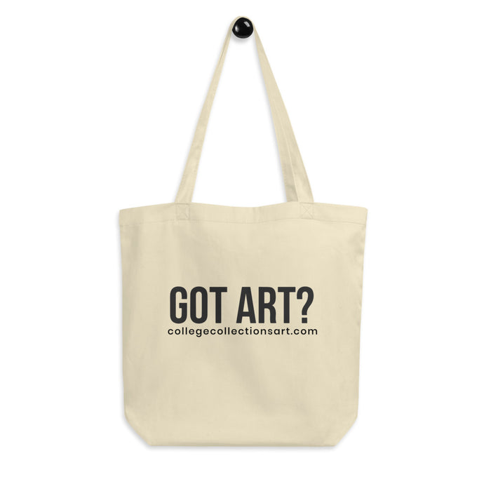"""Got Art"" Eco Tote Bag - College Collections Art"