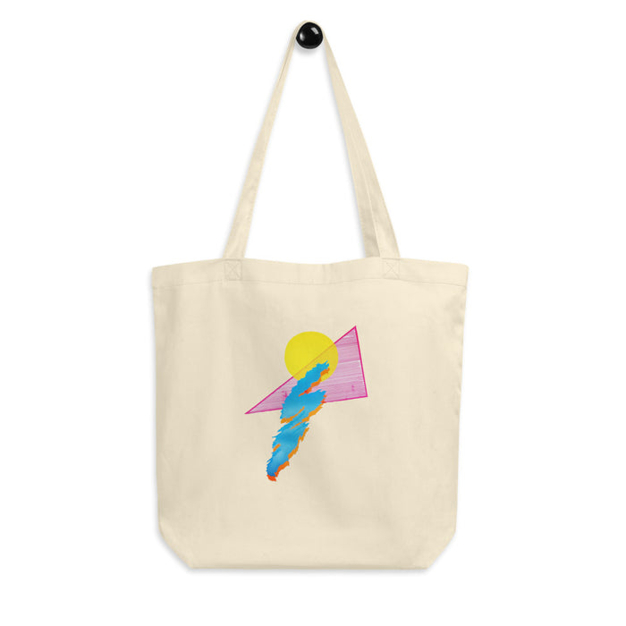 """Shapes"" Eco Tote Bag - College Collections Art"