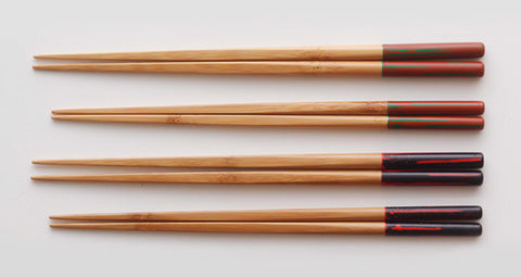 "[a record of emotion] Bamboo cutlery ""Ouchi Kogei""/Oita prefecture"