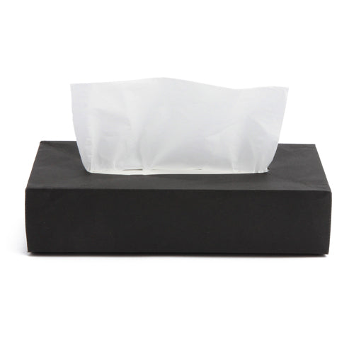 Tissue Box / S / Black