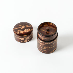 Tea Caddy / Sakura