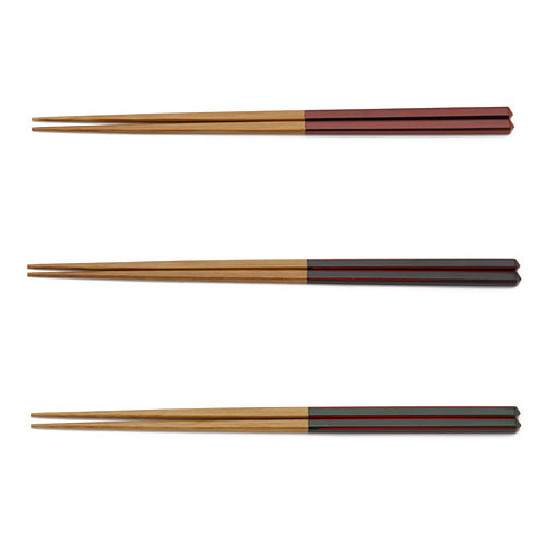Diamond cut Togidashi chopsticks