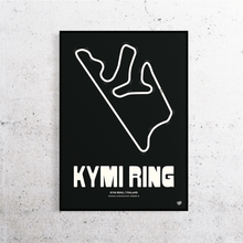 Load image into Gallery viewer, Kymi Ring MotoGP Track Print