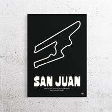 Load image into Gallery viewer, San Juan Track Print