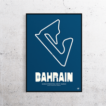 Load image into Gallery viewer, Bahrain Formula 1 Track Print