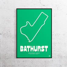 Load image into Gallery viewer, Bathurst Track Print