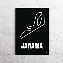 Load image into Gallery viewer, Jarama Track Print
